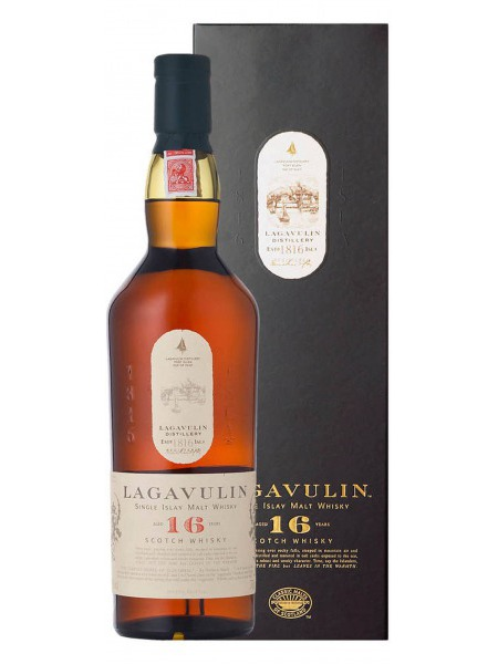 Lagavulin Whisky 16yo Islay
