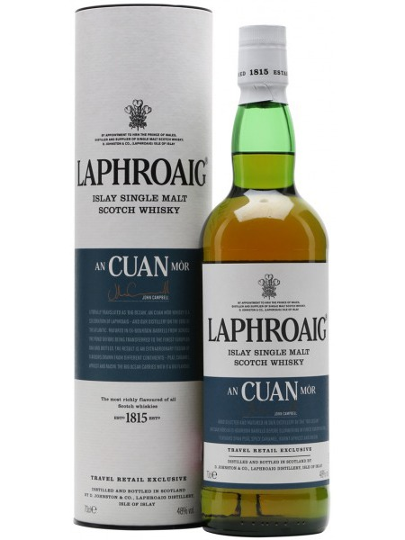 Laphroig Whisky An Cuan Mor Islay