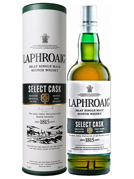 Laphroig Whisky Select Islay