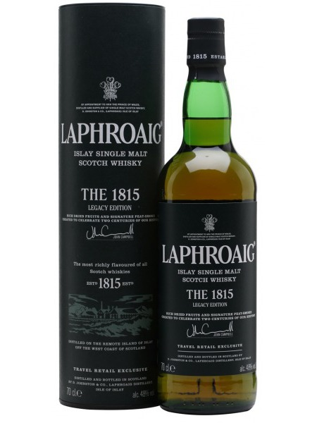 Laphroig Whisky 1815 Edition Islay