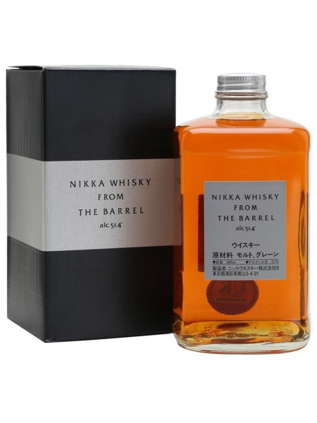 Nikka Whisky Blended From the Barrel Japan 0,5l