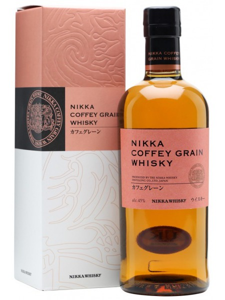 Nikka Whisky Coffey Grain Japan