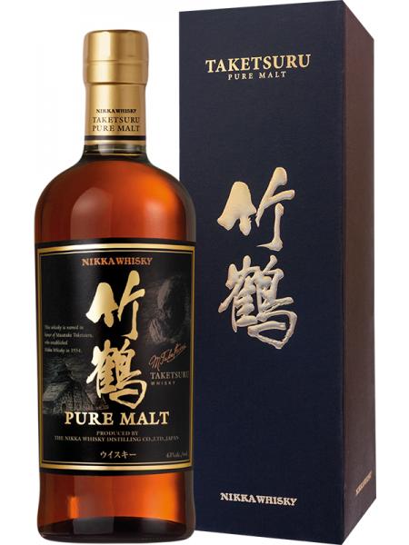 Nikka Whisky Taketsuru Pure Malt Japan