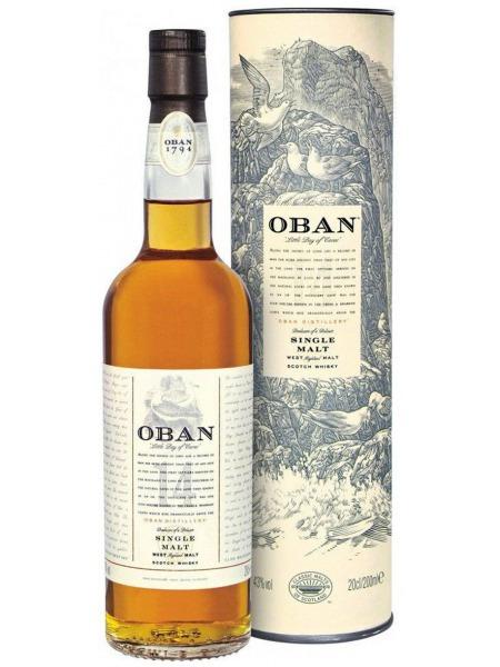 Oban Whisky 14yo Highland