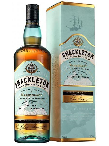 Shackelton Whisky Blended 1l