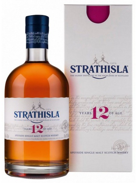 Strathisla Whisky 12yo Speyside 1l