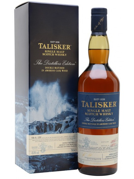 Talisker Whisky Distillery Edition 2007/2017