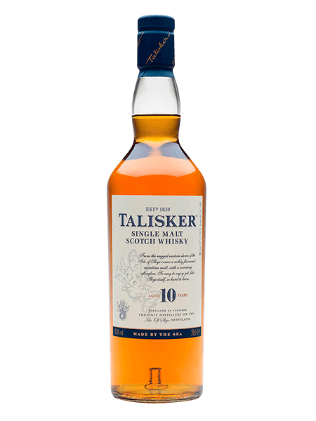 Talisker Whisky 10yo Skye 0,2l mini
