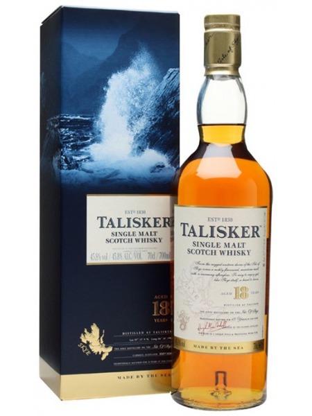 Talisker Whisky 18yo