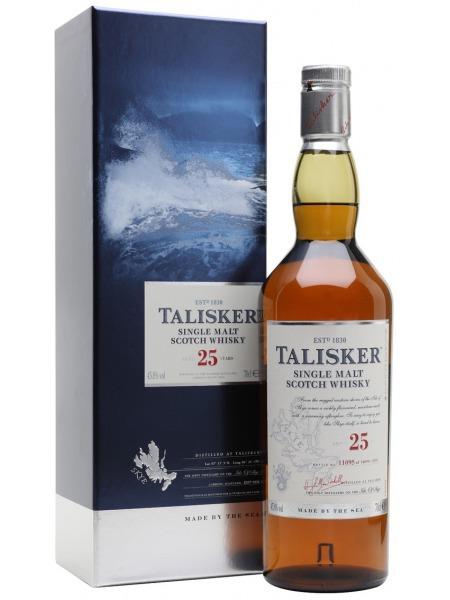Talisker Whisky 25yo Skye