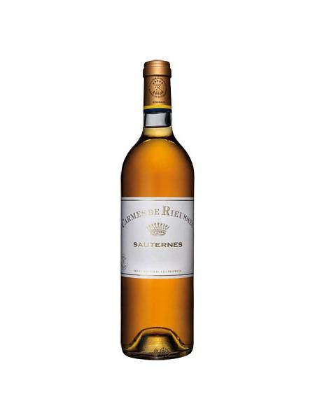 Carmes de Rieussec Sauternes 2008 0,375l