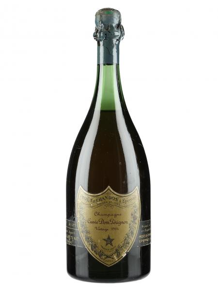 Dom Perignon Champagne 1964 Brut