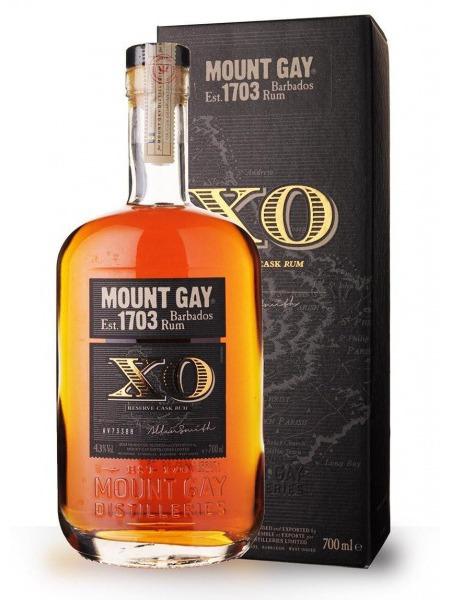 Mount Gay Rum XO Reserve Cask Barbados