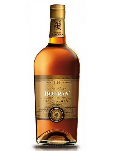 Botran Rum 18 Solera Guatemala 0,2l mini