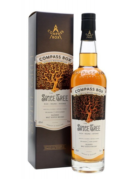 Compass Box Whisky Blended Spice Tree