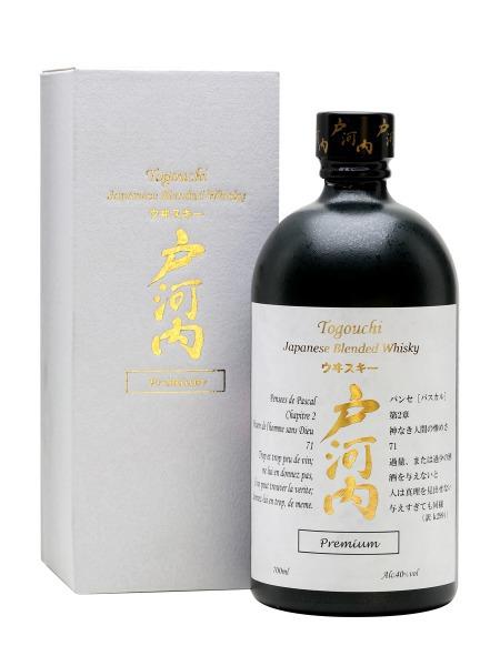 Togouchi Whisky Blended Premium Japan