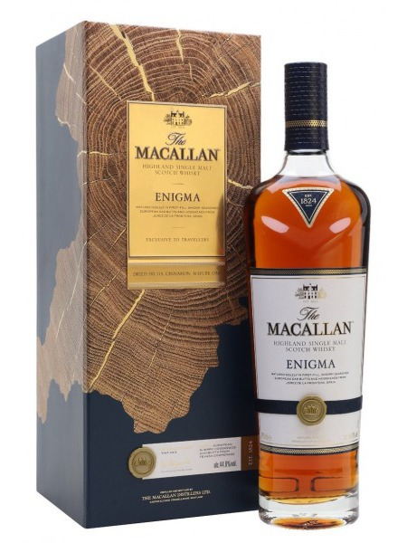 Macallan Whisky Enigma Speyside