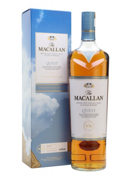Macallan Whisky Quest Speyside 1l