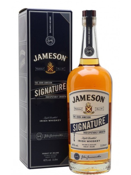 Jameson Whisky Signature Reserve Ireland 1l