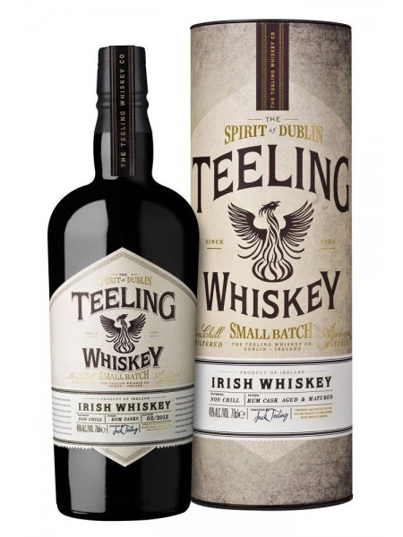 Teeling Whisky Small Batch Ireland