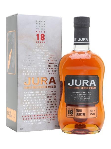 Jura Whisky 18yo