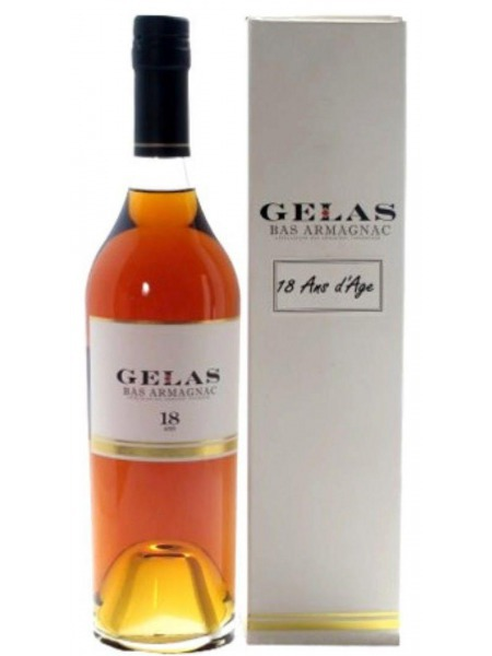 Gelas Armagnac 18yo Tradition