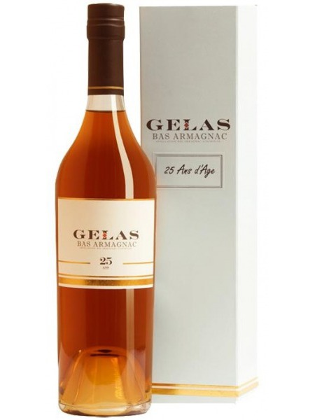 Gelas Armagnac 25yo Tradition