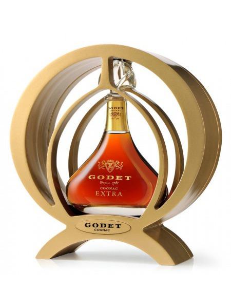 Godet Cognac Extra Hors D'Age Gift Box