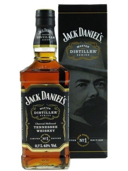 Jack Daniels Bourbon Master Destiler N1 Tennessee