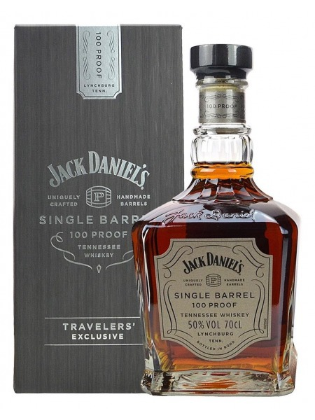 Jack Daniels Bourbon Single Barrel 100 Proof Tennessee