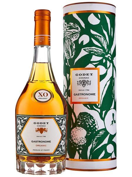 Godet Cognac XO Gastronome Organic