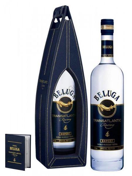 Beluga Vodka Transatlantic Racing Russia Gift Box