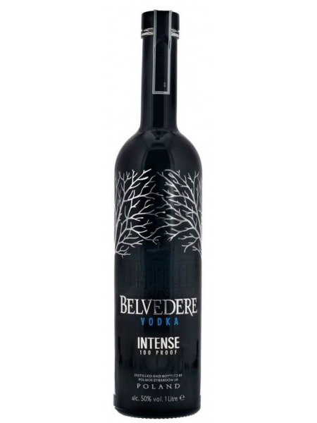 Belvedere Vodka Intense Poland 1l