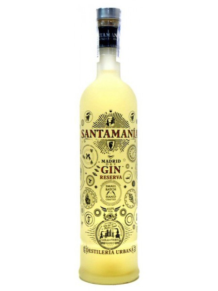 Santamania Gin London dry Spain