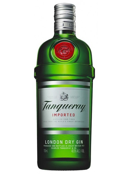 Tanqueray Gin London Dry UK 1l
