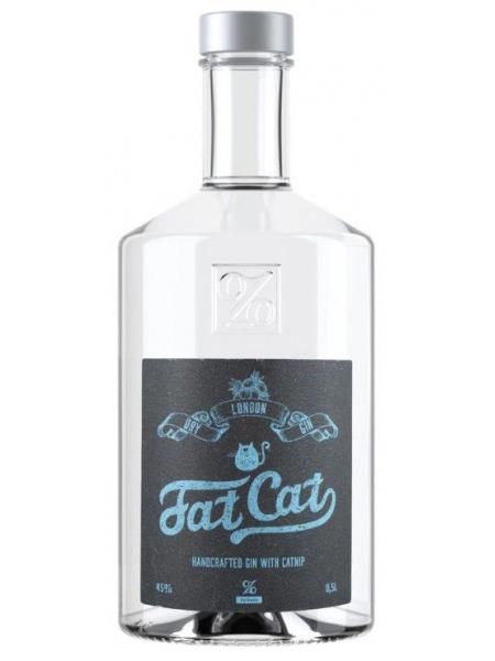 Zufanek Gin Fat Cat 0,5l