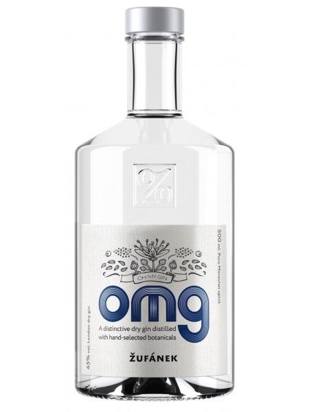 Zufanek Gin OMG 0,5l