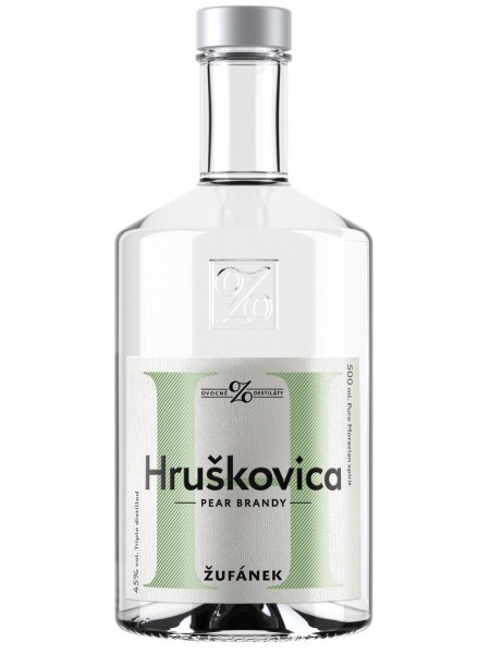 Zufanek Hruskovica 0,1l mini
