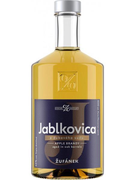 Zufanek Jablkovica z duboveho sudu 0,5l