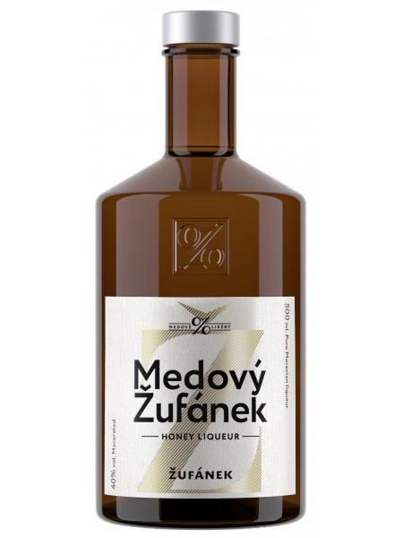 Zufanek Liker Medovy Zufanek 0,5l