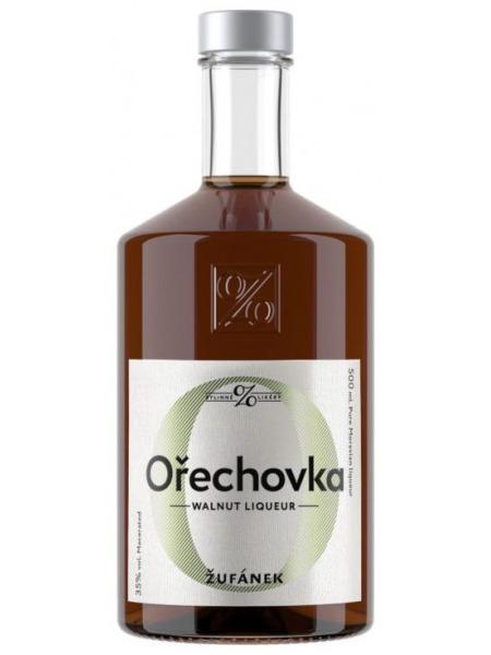 Zufanek Liker Orechovka 0,5l