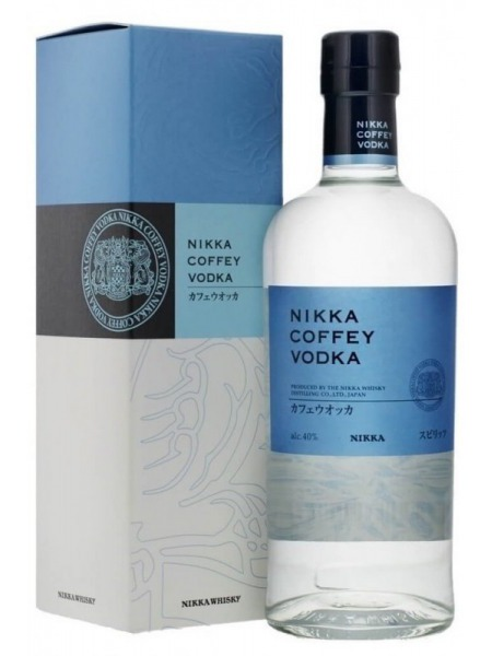 Nikka Vodka Coffey Japan