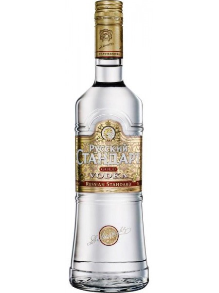 Russian Standard Vodka Gold Russia 1l