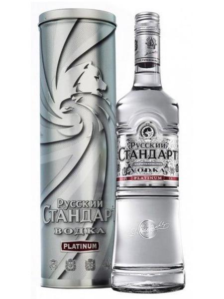 Russian Standard Vodka Platinum Russia 1l