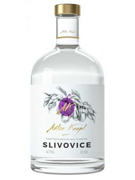 Anton Kaapl Slivovice 0,2l