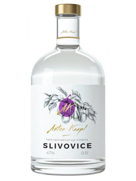 Anton Kaapl Slivovice 0,5l