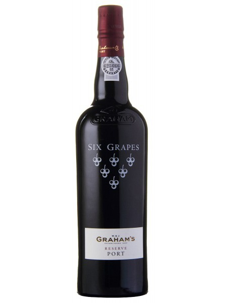 Grahams Porto Six Grapes
