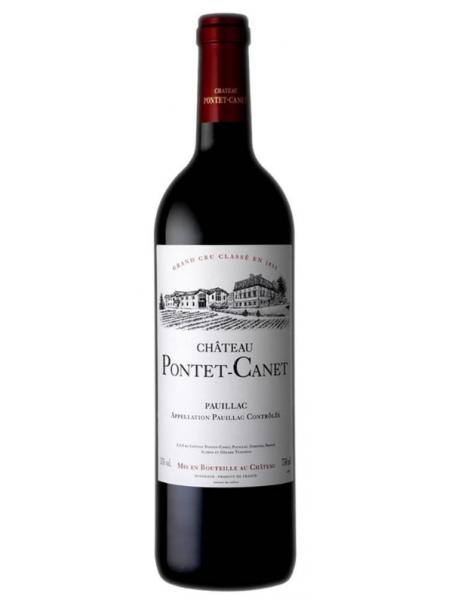 Grand Cru Classe Chateau Pontet Canet 2004 Bordeaux Pauillac