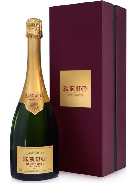 Krug Champagne Grande Cuvee Brut