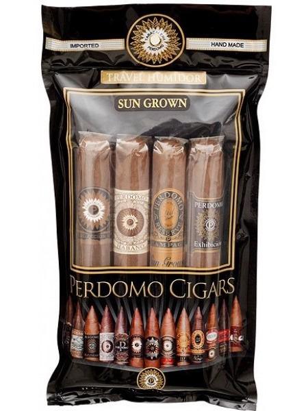 Perdomo Sun Grown Epicure Nicaragua bag 4ks
